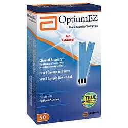 Optium EZ Blood Glucose System Pack