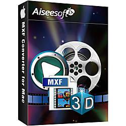 Aiseesoft MXF Converter for Mac Download