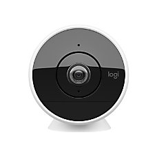 Logitech Circle 2 WiredWireless 1080p IndoorOutdoor