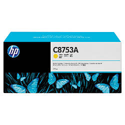 HP C8753A Edgeline Yellow Original Ink
