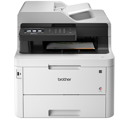 Brother Wireless Color All-In-One Laser Printer, Scanner, Copier, Fax,  MFC-L3770CDW Item # 6129456