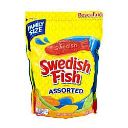 Swedish Fish Assorted 304 Oz Bag