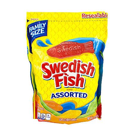 Swedish Fish Assorted, 30.4 Oz Bag