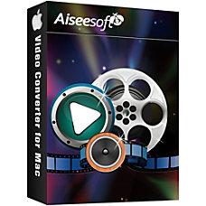 Aiseesoft Video Converter for Mac Download