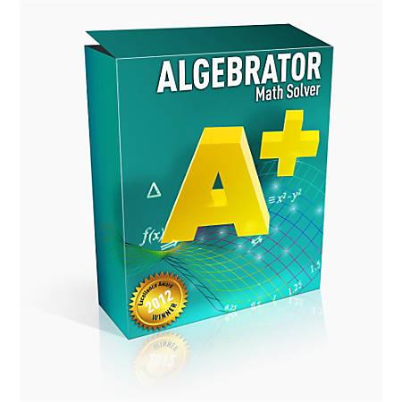 Algebrator, Download Version