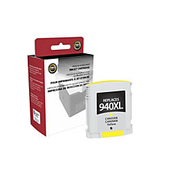 Office Depot® Brand OD940XLY Remanufactured Ink Cartridge Replacement For HP 940XL Yellow