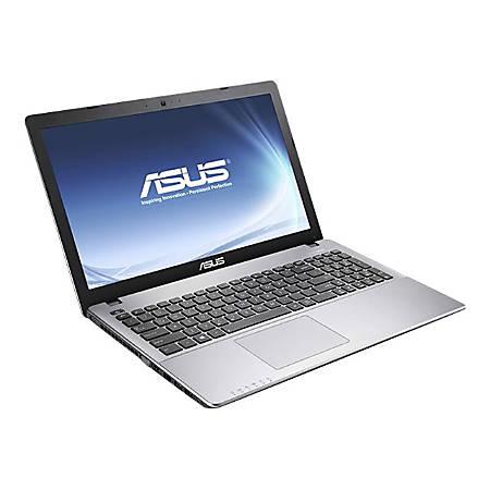 """ASUS R510CA-HS31 - Core i3 3217U / 1.8 GHz - Win 8 64-bit - 8 GB RAM - 1 TB HDD - DVD SuperMulti - 15.6"""" 1366 x 768 (HD) - HD Graphics 4000 - white"""