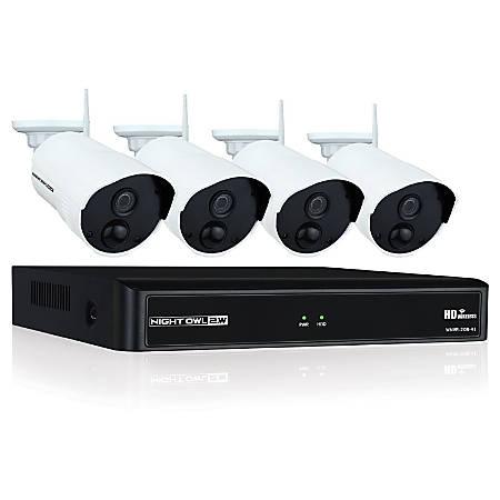 Night Owl WNVR201-44P Video Surveillance System