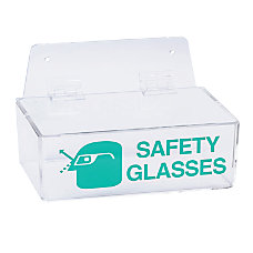 Safety Glasses Holders 9 in x
