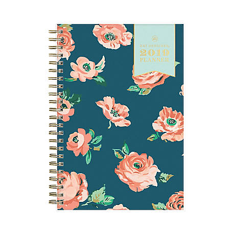 "Day Designer® for Blue Sky Weekly/Monthly Planner, 5"" x 8"", Reese, January to December 2019"