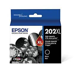 Epson T202XL120 S High Yield Black