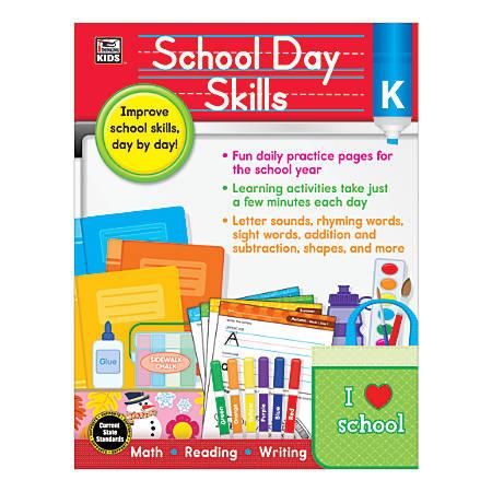 Thinking Kids® School Day Skills, Grade K