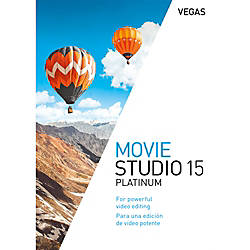 VEGAS Movie Studio 15 Platinum Download