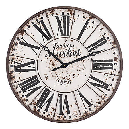 Zuo Modern Antique Clock, Antique
