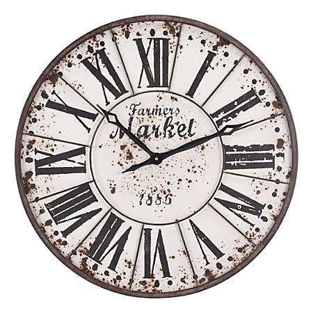 Zuo Modern Antique Clock, Antique