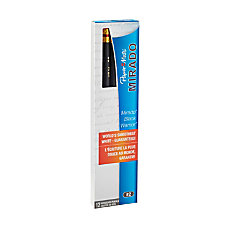 Paper Mate Mirado Black Warrior Pencils
