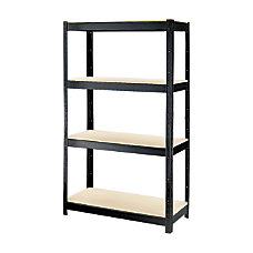 Hirsh Industries Commercial Duty Shelving 4