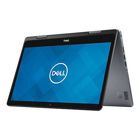 "Dell™ Inspiron 14 5000 2-In-1 Laptop, 14"" Touch Screen, Intel® Core™ i5, 8GB Memory, 256GB Solid State Drive, Windows 10 Home in S mode, i5481-5684GRY-PUS"