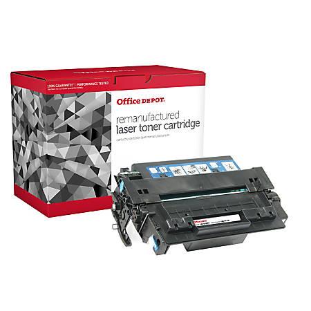 Office Depot® Brand 51A (HP 51A) Remanufactured Black Toner Cartridge