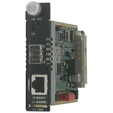 Perle C 1110 SFP Gigabit Ethernet