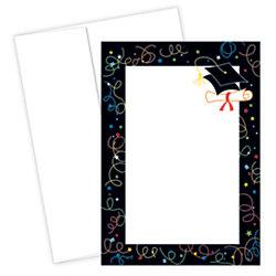 Great papers graduation invitation kit 5 12 x 7 34 grad swirls great papers graduation invitation kit 5 12 x 7 3 filmwisefo