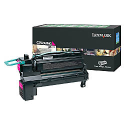 Lexmark C792X4MG High Yield Magenta Toner