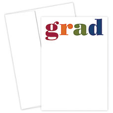 Great Papers Graduation Invitation Kit 5