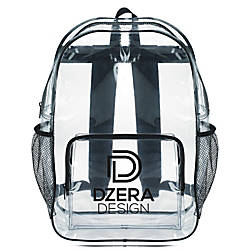 Clear Backpack 16 x 13