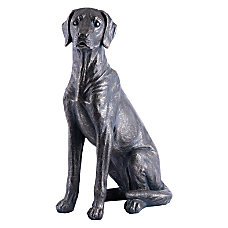 Zuo Modern Dog Sitting Sculpture 25