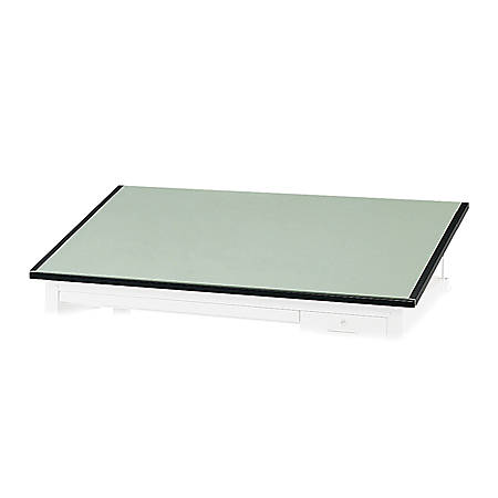 """Safco® Precision Drafting Tabletop, 72""""W, Green"""