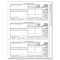 ComplyRight 1099 CAP InkjetLaser Tax Forms