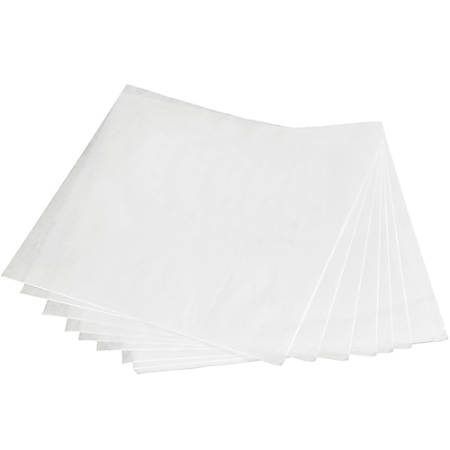 """Office Depot® Brand Butcher Paper Sheets, 18"""" x 18"""", White, Case Of 1,667"""