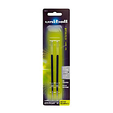 uni ball JetStream Refills Bold Point