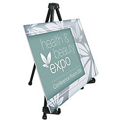 Office Depot Brand Tabletop Display Easel