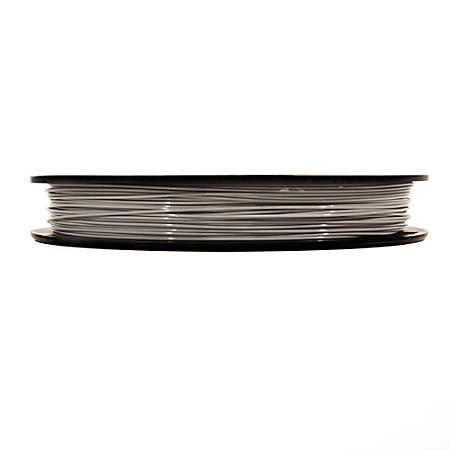 MakerBot PLA Filament Spool, MP05784, Large, Cool Gray, 1.75 mm