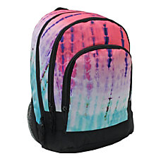 Jetstream Tie Dye Backpack With 155