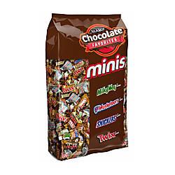 Mars Chocolate Miniatures Mix 672 Oz