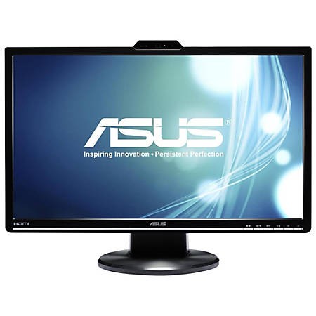 "ASUS® 24"" Full HD LCD Monitor, Black, VK248H-CSM"