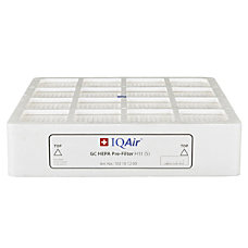 IQAir GC MultiGas Series Replacement Filter
