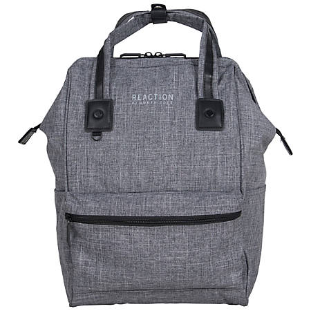 32955d7018c44a Kenneth Cole Reaction R Tech Top Load Laptop Backpack Charcoal ...