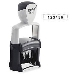 Trodat Professional Numberer Number Stamp 038