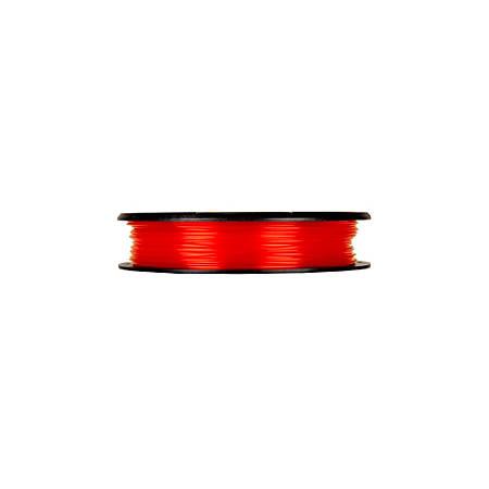 MakerBot PLA Filament Spool, MP05765, Small, Translucent Orange, 1.75 mm