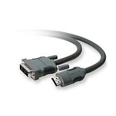 Belkin F2E8242B10 HDMI to DVI Cable