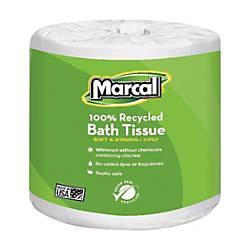 Marcal Small Steps Bathroom Tissue Premium