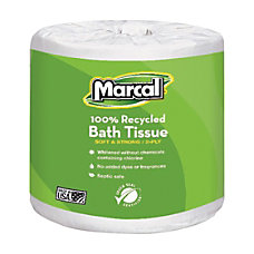 Marcal Small Steps Bathroom Tissue Premium