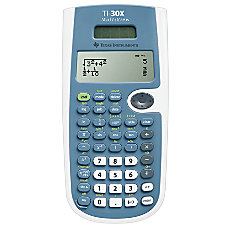 Texas Instruments TI 30XS MultiView Scientific