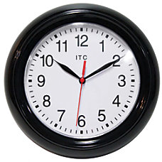 Infinity Instruments ITC Focus Wall Clock