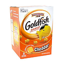 Pepperidge Farm Goldfish 36 Lb Box