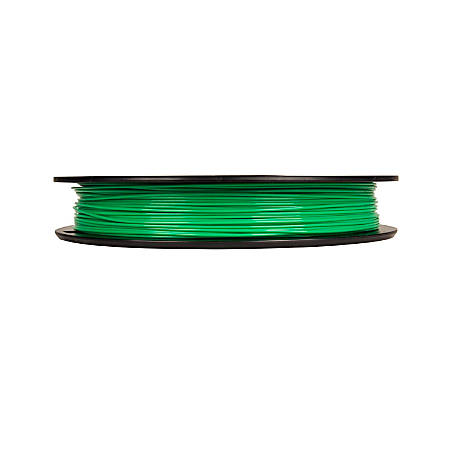 MakerBot PLA Filament Spool, MP05952, Large, True Green, 1.75 mm