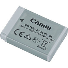 Canon Battery Pack NB 13L For